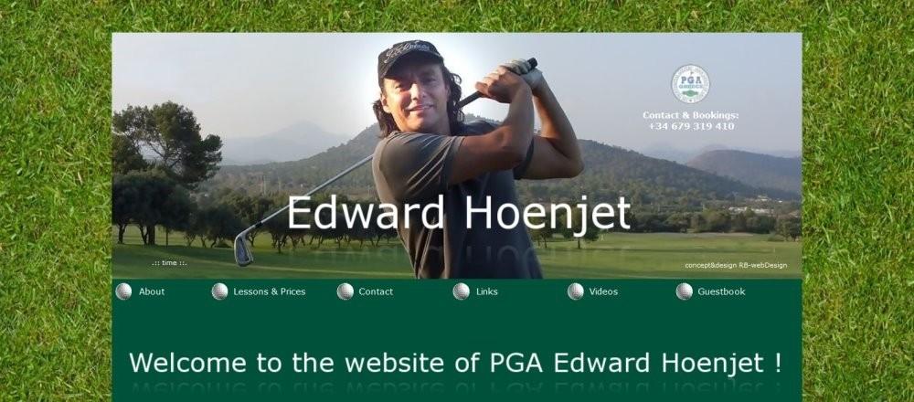 Edward Hoenjet