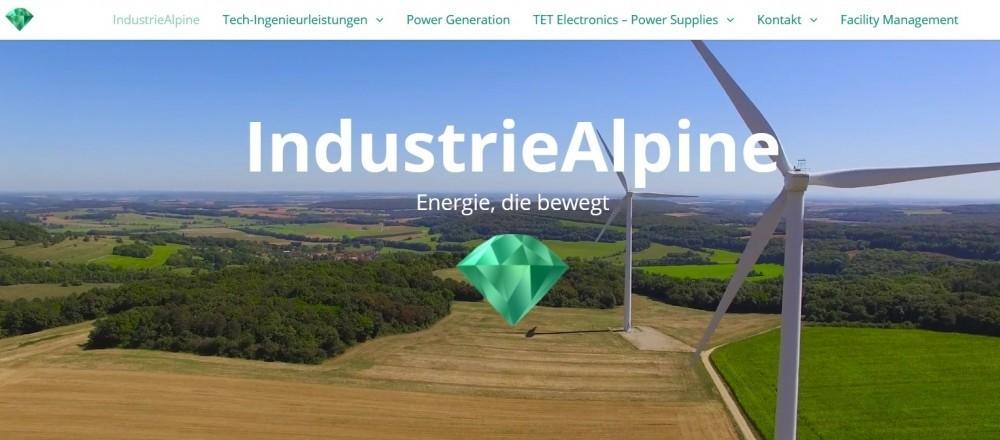 Industrie Alpine