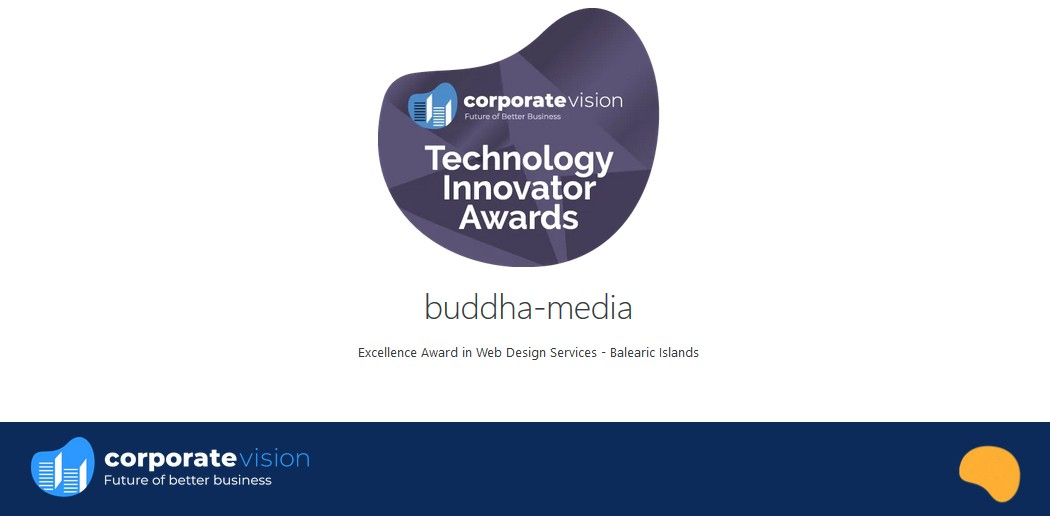 Award 2020 Buddha-Media
